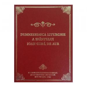 Dumnezeiasca liturghie a Sfantului Ioan Gura de Aur- 2012