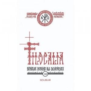 Filocalia sfintelor nevointe ale desavarsirii - IBT -vol. 10 - editie jubiliara