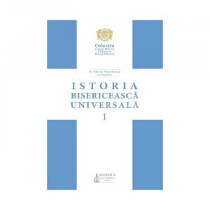Istoria bisericeasca universala: manual pentru facultatile de teologie din Patriarhia Româna – Vol. 1