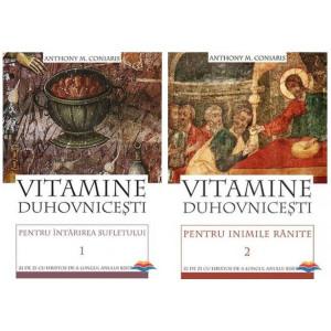 Pachet: Vitamine duhovnicesti vol 1+2