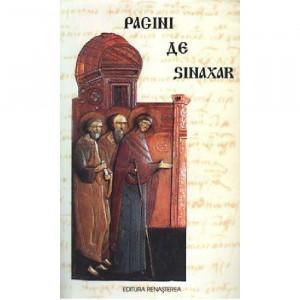 Pagini de sinaxar
