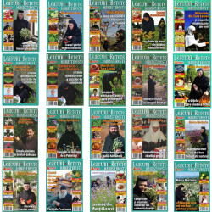 Revista Leacuri manastiresti - 21 de numere