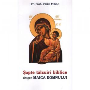 Șapte tâlcuiri biblice despre Maica Domnului