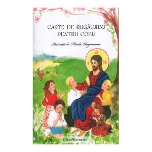 Carte de rugăciuni pentru copii (copertă necartonată)