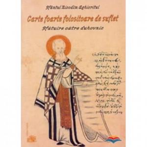 Carte foarte folositoare de suflet - Sfatuire catre duhovnic