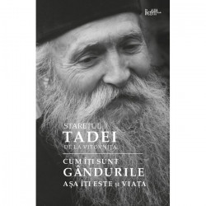 Cum îți sunt gândurile, așa îți este și viața - Tadei, staretul manastirii Vitovnita
