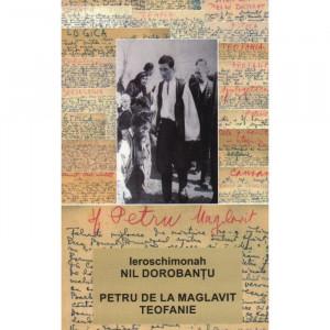 PETRU DE LA MAGLAVIT. TEOFANIE - SCRIERI 4