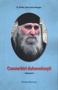 Convorbiri duhovnicesti. Vol. II