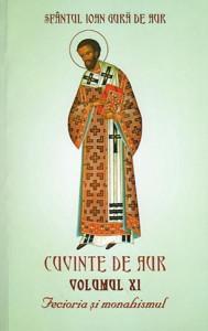 Cuvinte de aur - Vol. 11 - Fecioria si monahismul