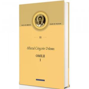 Omilii I. Pagini de filocalie 11