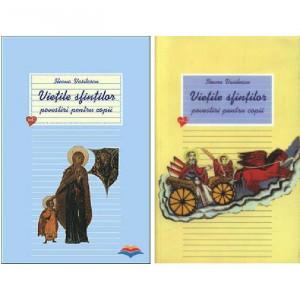 Pachet: Vietile Sfintilor - povestiri pentru copii