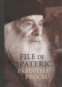 File de pateric - Parintele Proclu