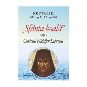 Sfanta boala. Cuviosul Nichifor Leprosul