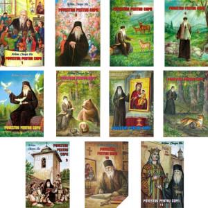 Povestiri pentru copii de Parintele Cleopa - Toate volumele
