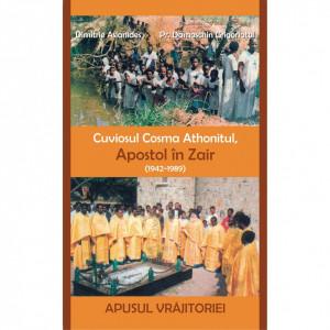 Cuviosul Cosma Athonitul, Apostol în Zair (1942-1989)