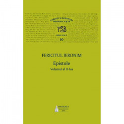 PSB 10 – Epistole- Fericitul Ieronim – Vol. 2