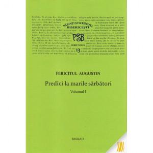 PSB 13 - Predici la marile sarbatori - Vol.1