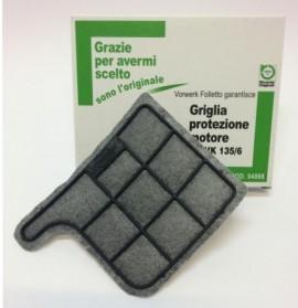 GRIGLIA PROTEZIONE FILTRO MOTORE FOLLETTO VK 135-VK 136