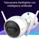 C3X Telecamera Darkfighter con intelligenza artificiale