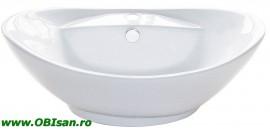 Lavoar ceramic 60x22x40 cm