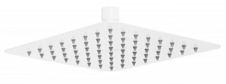 Floks dispersor fix - patrat alb anticalcar 20*20 cm