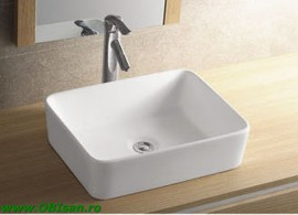 Lavoar ceramic 48x13x37,5 cm