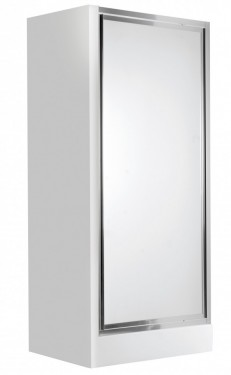 Flex usa pivotanta sticla clara de 80 cm