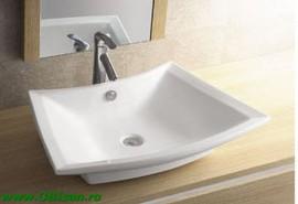 Lavoar ceramic 64,5x16x47 cm