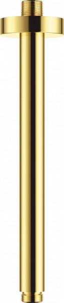 Brat prindere tavan pentru dispersorul fix finisaj Gold / auriu 250 mm forma rotunda NAC_Z42K