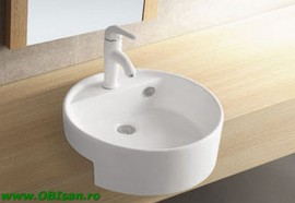 Lavoar ceramic 50x16,5x50 cm