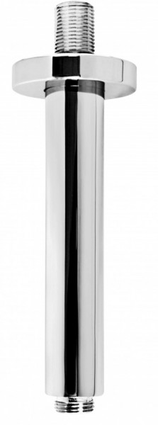 Brat prindere tavan pentru dispersorul fix finisaj crom 250 mm forma rotunda