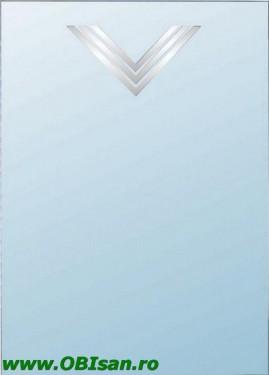 Oglinda cu iluminare indirecta80x60 cm