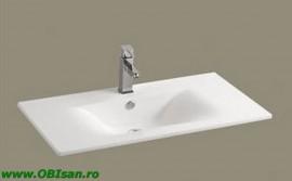 Lavoar alb 81x18,5x46,5 cm