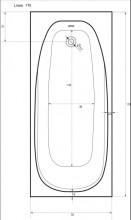 Cada linea 170 Picioare + kit montaj + masca frontala + masca laterala - stoc limitat
