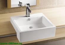 Lavoar ceramic 50x17,5x50 cm