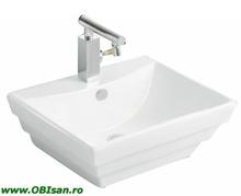 Lavoar ceramic 50x19x43 cm