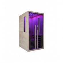 Sauna cu infraroșu carbon F10100