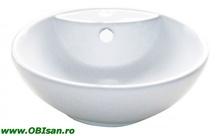 Lavoar ceramic 50x22x50 cm