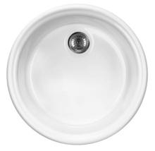LUSITANO chiuveta ceramica fara picurator forma rotunda