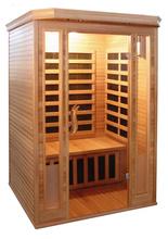 Sauna cu carbon- magneziu, rezistente ceramice