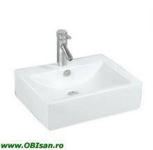 Lavoar ceramic 52,5x15x43 cm