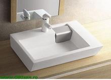 Lavoar ceramic 64,5x16x44 cm