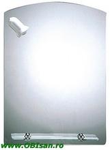 Oglinda cu iluminare, 50x70 cm