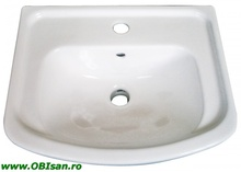 Lavoar alb 45x37 cm,