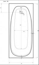 Cada linea 160 Picioare + kit montaj + masca frontala + masca laterala - stoc limitat