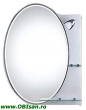 Oglinda cu iluminare 70x90 cm