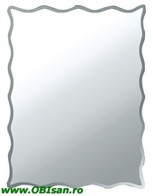 Oglinda fara iluminare, 70x90 cm
