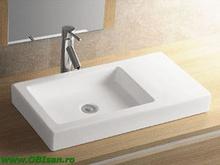 Lavoar ceramic 66x8x35,5 cm
