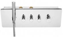 Multibox set de dus cascada - mixer termostatic