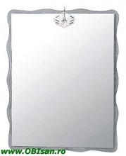 Oglinda cu iluminare normala 80x100 cm